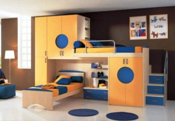 and-cool-kids-room-design-with-bunk-bed-designs