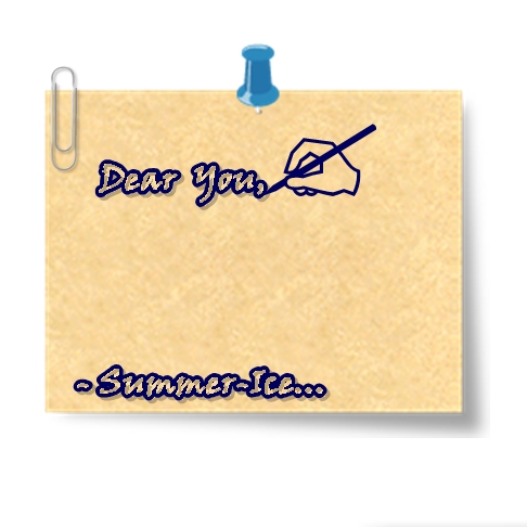 dear you summer ice