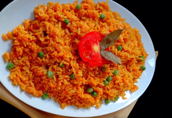How to cook Nigerian Party style, delicious Jollof Rice ...