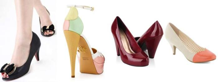 cone-heels